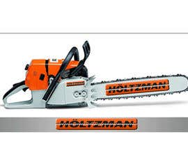 khaledboukhris tarafından Design a Logo for Powertool Brand (Chainsaw, Garden Tool, Generator) için no 49