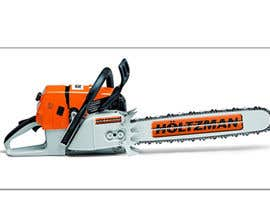#50 untuk Design a Logo for Powertool Brand (Chainsaw, Garden Tool, Generator) oleh khaledboukhris