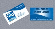 Graphic Design Bài thi #88 cho Design Awesome Business Cards for Globe Resume
