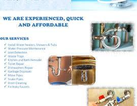 #3 untuk Flyer Design for Plumbing oleh maureendass