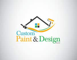 #5 para Design a Logo for Paint & Design Company por uniquedesign18