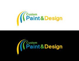 #9 para Design a Logo for Paint & Design Company por texture605