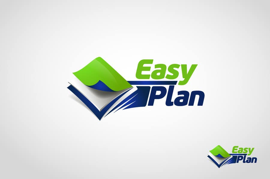 #355 for Design a Logo for EasyPlan - a digital workbook on the go by mdimitris