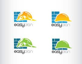 #303 for Design a Logo for EasyPlan - a digital workbook on the go by GeorgeOrf