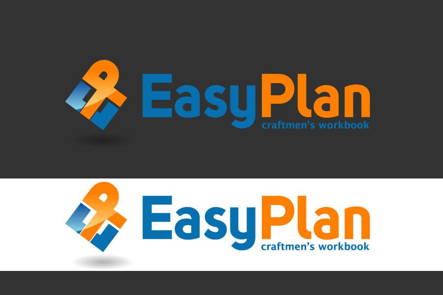 #57 for Design a Logo for EasyPlan - a digital workbook on the go by creativdiz