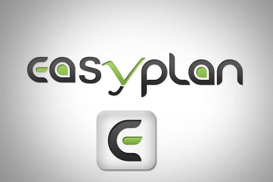 Design a Logo for EasyPlan - a digital workbook on the go için 343 numaralı Yarışma Girdisi