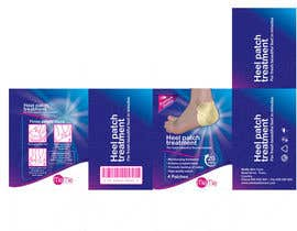 nº 12 pour Create Print and Packaging Designs for heel patch par ntandodlodlo