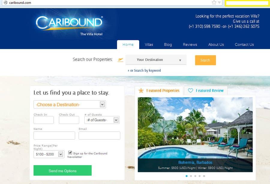 Bài tham dự cuộc thi #1 cho Hotels and flights Metasearch website