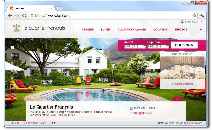 Bài tham dự cuộc thi #2 cho Hotels and flights Metasearch website