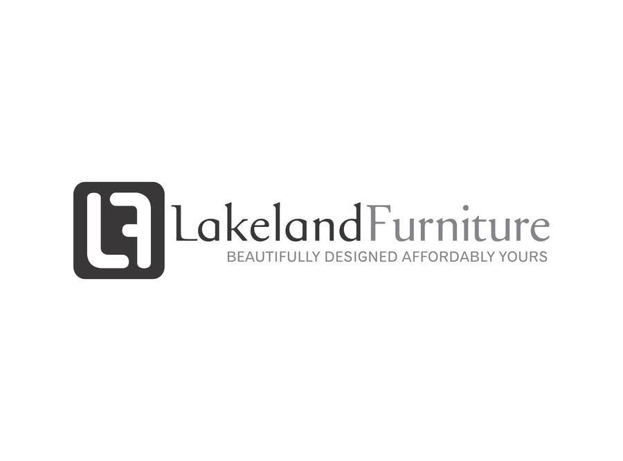 Kilpailutyö #37 kilpailussa Design a Logo for Lakeland Furniture