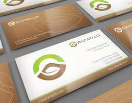 "#5 untuk Design Business Cards and Letterhead for Company ""Rafaello"" oleh midget"