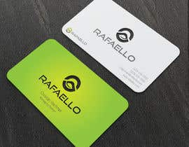 "#6 untuk Design Business Cards and Letterhead for Company ""Rafaello"" oleh midget"