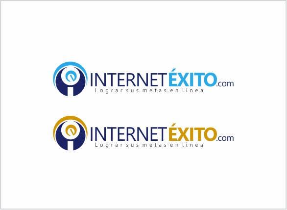 Kilpailutyö #                                        230                                      kilpailussa                                         Logo design for Internet Exito.com