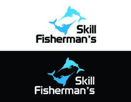 #93 para Logo Design for Fisherman's Skill por netbih