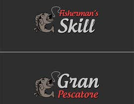 #69 para Logo Design for Fisherman's Skill por Khempop