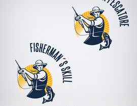 #111 para Logo Design for Fisherman's Skill por abelsantos