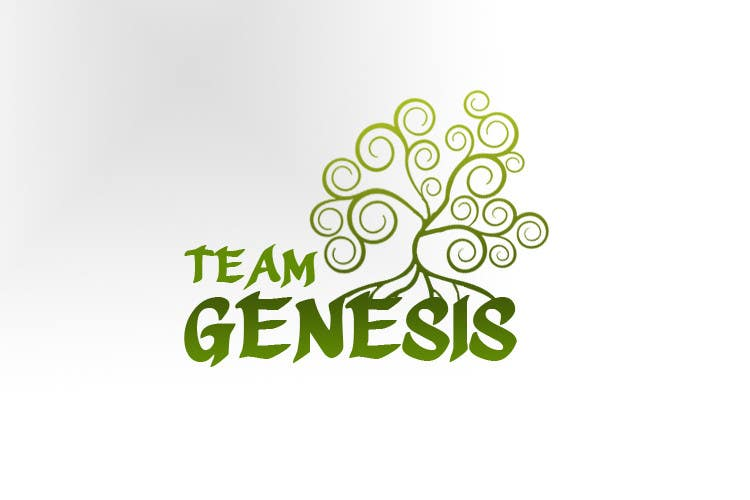 Penyertaan Peraduan #84 untuk Design a Logo for Team Genesis