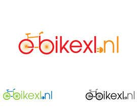 #92 for Design a logo for electric bicycle webshop af RoxanaFR