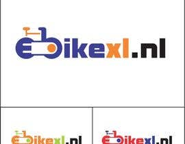 #126 for Design a logo for electric bicycle webshop af lanangali