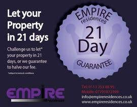 #12 for Design a Flyer for a Letting Agency by rafeen753