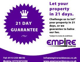 #5 for Design a Flyer for a Letting Agency by rilographics