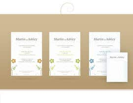 #12 para Wedding invitations por Odaisu