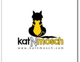 #24 for Logo Design for Kat N Mosch by KelvinOTIS