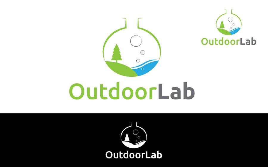 Konkurrenceindlæg #22 for Design a Logo for Outdoor Lab