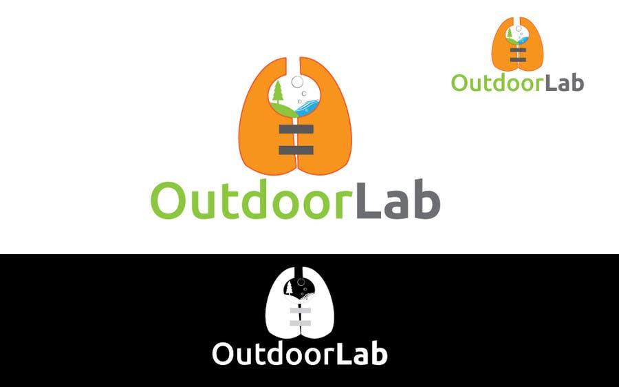 Konkurrenceindlæg #38 for Design a Logo for Outdoor Lab