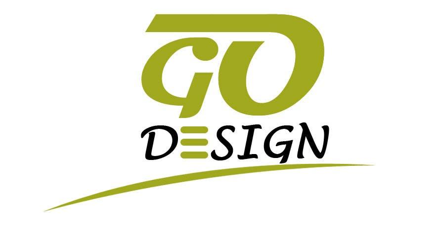 Penyertaan Peraduan #155 untuk Design a Logo for Go Design