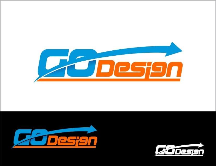 Konkurrenceindlæg #212 for Design a Logo for Go Design