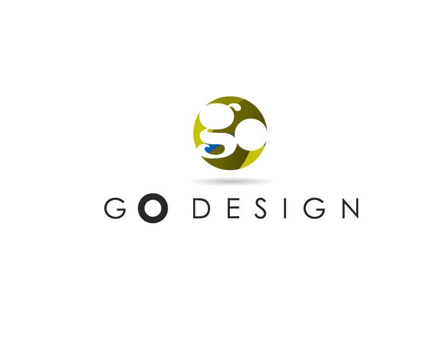 Konkurrenceindlæg #398 for Design a Logo for Go Design
