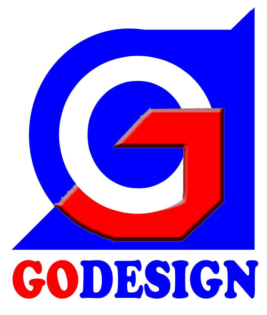 Konkurrenceindlæg #402 for Design a Logo for Go Design
