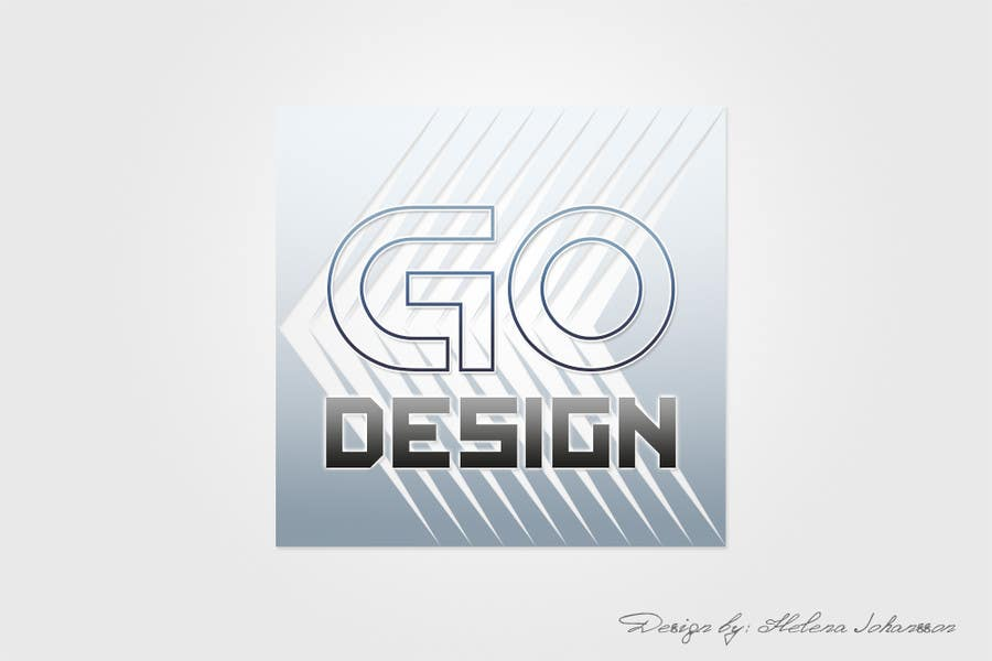 Konkurrenceindlæg #102 for Design a Logo for Go Design