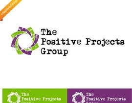 #113 para Design Corporate identify for The Positive Projects Group por creativodezigns
