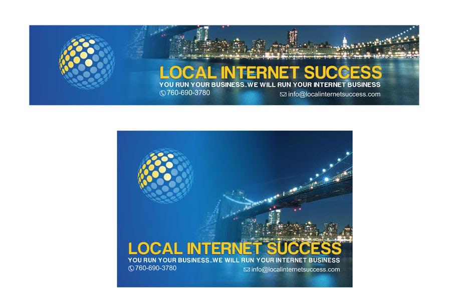Конкурсная заявка №216 для Graphic Design for Local Internet Success.com