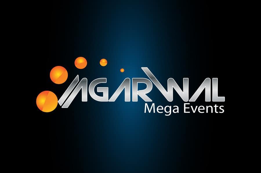 Proposition n°75 du concours Design a Logo for Agarwal Mega Events