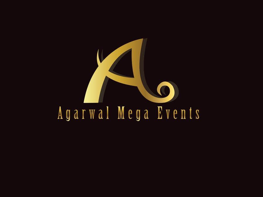Proposition n°38 du concours Design a Logo for Agarwal Mega Events