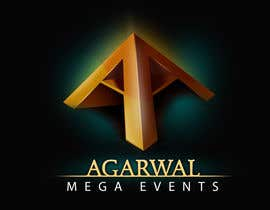 nº 60 pour Design a Logo for Agarwal Mega Events par Joel460