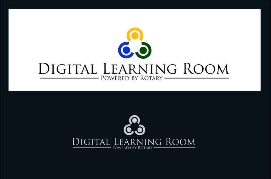 Inscrição nº                                         61                                      do Concurso para                                         Design a Logo for a Charity Project -  Digital Learning Room (Powered by Rotary)