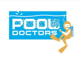 #10 untuk Design a Logo for an Underwater Swimming Pool Repair Business oleh davidliyung
