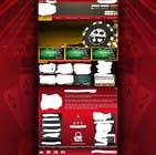 Background for casino website için 53 numaralı Graphic Design Yarışma Girdisi
