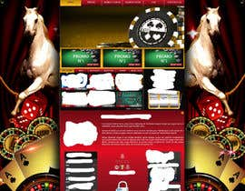 #26 untuk Background for casino website oleh kashyuprathod