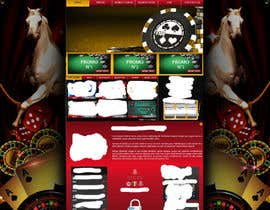#27 untuk Background for casino website oleh kashyuprathod