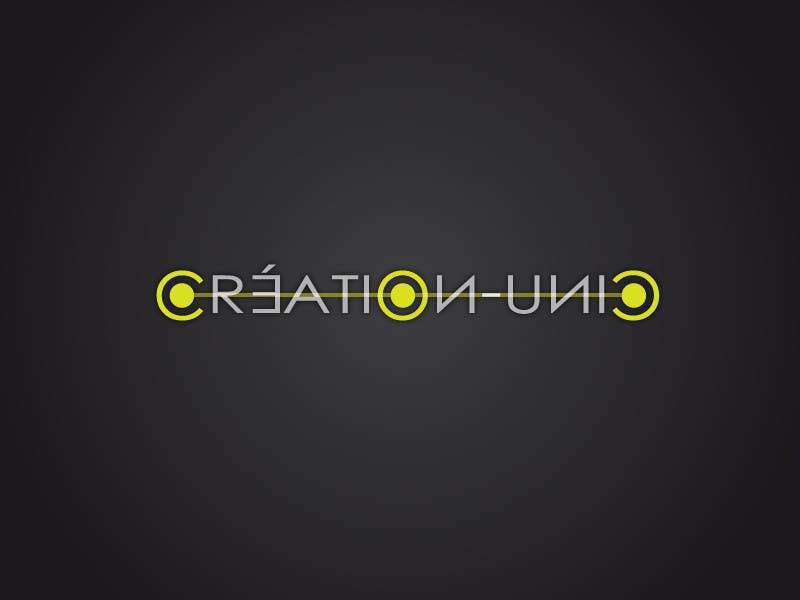 Inscrição nº                                         13                                      do Concurso para                                         Concevez un logo for Création Unic