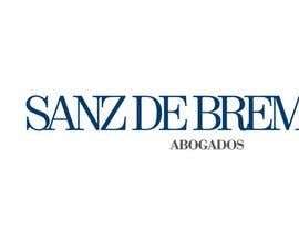 #582 for Logo Design for SANZ DE BREMOND ABOGADOS by AestheticConcept