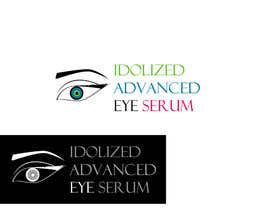 #7 para Design a Logo for Idolized Advanced Eye Serum por ibrahim4