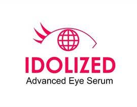 #17 para Design a Logo for Idolized Advanced Eye Serum por swdesignindia