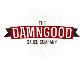 #13 cho Design a Logo for Damn Good Sauce bởi upbeatdesignsnet