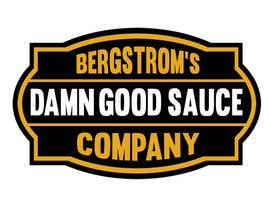 #92 cho Design a Logo for Damn Good Sauce bởi lpfacun
